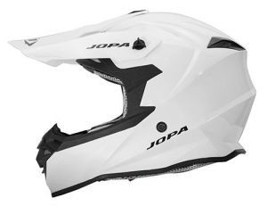 Jopa Helmet HUNTER Color White 60-L