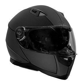 Jopa Helmet SONIC Matt Grey-Black 56-S