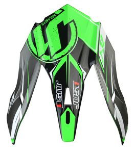 JUST1 J32 Peak Pro Moto X Green