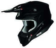 JUST1 Helmet J18 Solid Matt Black 54-XS