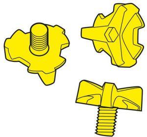 JUST1 J39 Peak Kit Screws