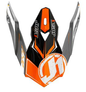 JUST1 Peak J32 Pro KIDS Moto-X Orange