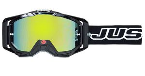 JUST1 Goggle Iris Solid Black