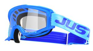 JUST1 Goggle Vitro Light Blue-Blue