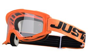 JUST1 Goggle Vitro Orange-Black