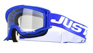 JUST1 Goggle Vitro Blue-White