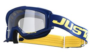 JUST1 Goggle Vitro Blue-Yellow