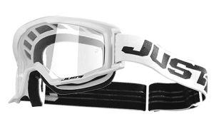 JUST1 Goggle Vitro White