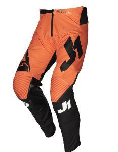 JUST1 MX-Pants J-FLEX YOUTH Aria black-orange (20)