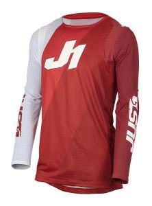 JUST1 MX-Jersey J-FLEX Adult Shape Red (XS)