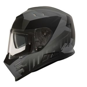 Simpson Helmet Venom Army Black 62-XL