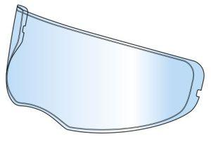 Simpson Pinlock Max Vision lens for Venom/Darksome/Bandit helmet