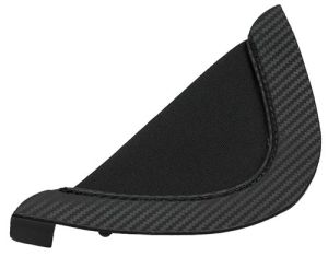 Simpson Chin Curtain (Wind Stop) for Venom helmet