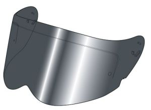 Simpson Visor for Darksome helmet DARK SMOKE