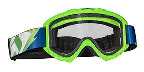 Jopa Crossbril Venom II ENDURO Green Fluo
