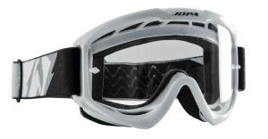 Jopa Crossbril Venom II ENDURO White