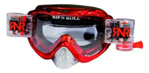 Rip 'n Roll Bril Hybrid + XL Roll Off RED