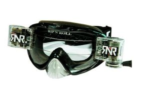Rip 'n Roll Bril Hybrid + XL Roll Off BLACK