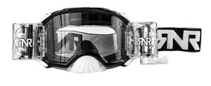 Rip 'n Roll Goggle Platinum WVS (48mm Roll Off) Black