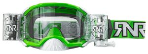 Rip 'n Roll Goggle Platinum WVS (48mm Roll Off) Green