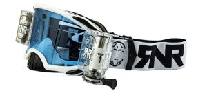 Rip 'n Roll Goggle Platinum WVS (48mm Roll Off) White
