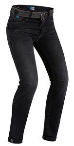 PMJ LEGN20 Jeans Caferacer Black washed 28