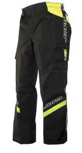 Jopa Baggypants Kids 26 Black Yellow