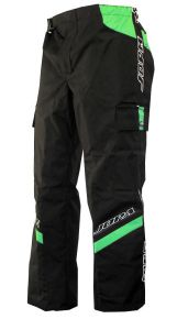 Jopa Baggypants 28 Black Green