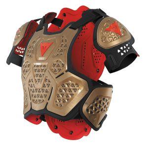 Dainese MX 2 Roost Guard Gold-Black L-XXL