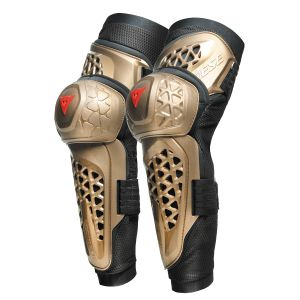 Dainese MX 1 Knee Guard Gold-Black L