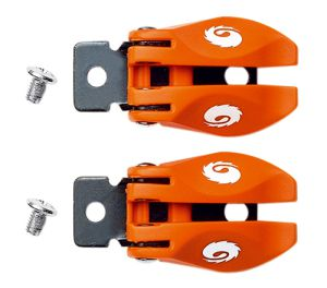 Sidi Stone Buckle Orange Fluo (28/110)