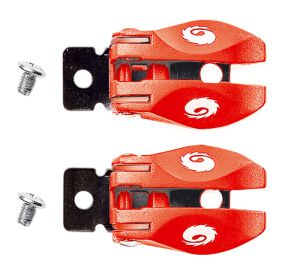 Sidi Stone Buckle Red Fluo (110)
