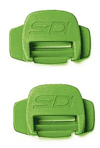 Sidi Strap holder for Crossfire Green (113)