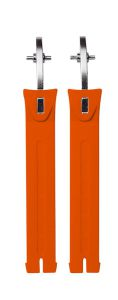 Sidi Strap for Stone Buckle (33) Long Orange Fluo
