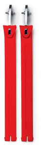 Sidi (Nr. 45) Straps Extra Long Red Fluo