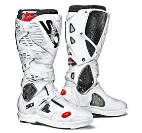 Sidi Crossfire 3 SRS White-White 40