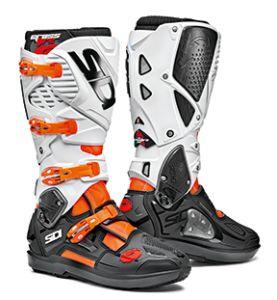 Sidi Crossfire 3 SRS Orange Fluor-Black White 40