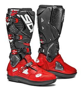 Sidi Crossfire 3 SRS Red-Red-Black 40