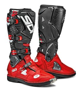 Sidi Crossfire 3 Red-Red-Black 40