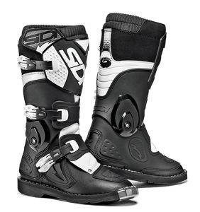 Sidi Flame Black-White 31