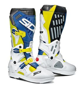 Sidi ATOJO SRS Yellow fluo-White-Blue 40