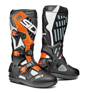 Sidi ATOJO SRS White-Black-Orange fluo 46