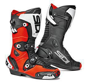 Sidi MAG-1 AIR Red Fluo-Black 38