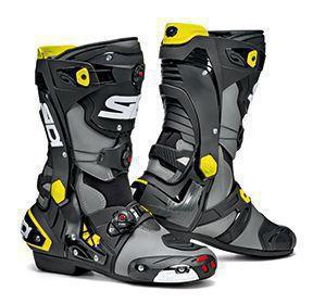 Sidi Rex Grey-Black-Yellow Fluo 39