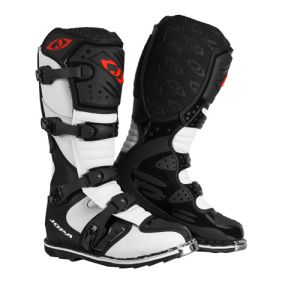 Jopa MX-Boots JS-12 Adult White-Black 39