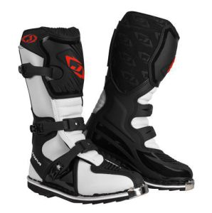 Jopa MX-Boots JS-10 KIDS White-Black 33