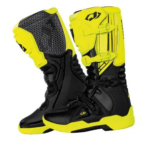 Jopa MX-Boots Forza Black-Yellow fluo 38