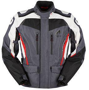 Furygan 6364-132 Jack Apalaches Black-grey-Red 3XL