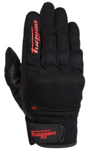 Furygan 4485-108 Gloves JET D3O Black-Red 3XL