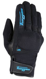 Furygan 4531-128 Gloves Jet All Season D3O Black/Blue 3XL